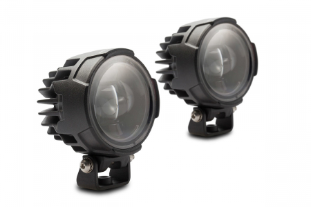 Kit Proiectoare Ceat Evo Negru KTM 990 SMT (08-14). [0]