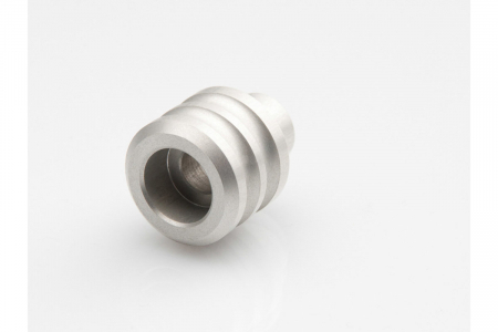 Extensie schimbator vitee cu 15 mm extensie. Aluminiu. Argintiu Universal. [1]