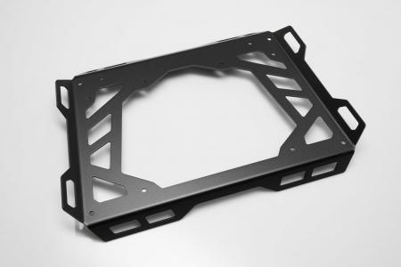 Extensie suport bagaje pentru Adventure-RACK si Street-Rack 45x30 cm. Quick-Lock. Aluminium. Negru0