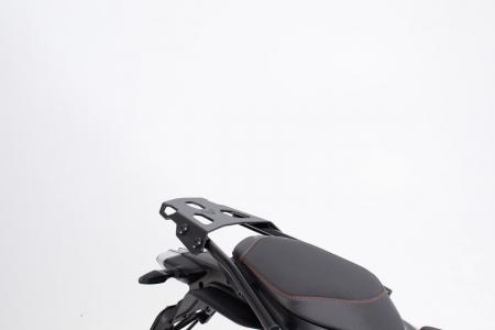 Extensie suport bagaje pentru Street-Rack 45x30 cm. Quick-Lock. Aluminium. Negru2