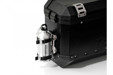 Flacon inox 0,6l cu kit prindere pe Alu-Box 1buc0