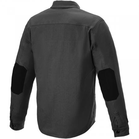 Geaca Alpinestars Newman Shirt Negru S [1]