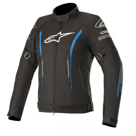 Geaca Dama Textil Impermeabila Alpinestars Gunner Stella V2 S Negru/Albastru