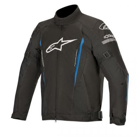Geaca Textil Impermeabila Alpinestars Gunner V2 Xxl Negru/Albastru
