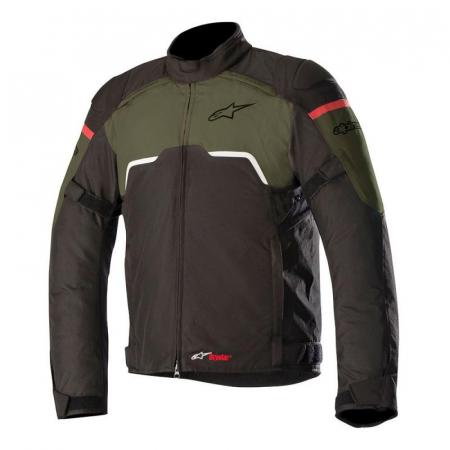Geaca Textil Impermeabila Alpinestars Hyper Drystar Negru 3Xl