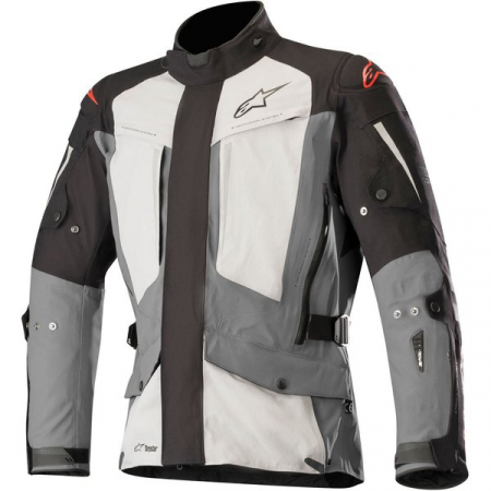 Geaca Textil Impermeabila Alpinestars Yaguara Drystar - Tech-Air Compatible L Negru/Gri