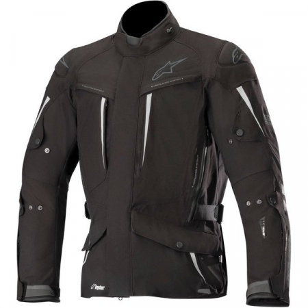 Geaca Textil Impermeabila Alpinestars Yaguara Drystar - Tech-Air Compatible Negru L