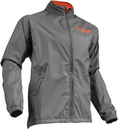 Geaca THOR PACK S9 OFFROAD CHARCOAL/ORANGE MEDIUM