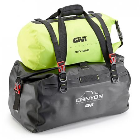 Geanta Cargo GIVI rezistenta la apa 40 L [0]