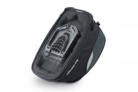 Geanta Rezervor Tankbag Yukon 90 500D Tarpaulin. Impermeabil. Galben reflectorizant. 9 l. Ean: 40525720295271
