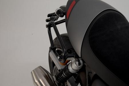 Genti laterale SysBag 10/10 cu sistem fixare pentru Triumph Thruxton RS (19-). [3]