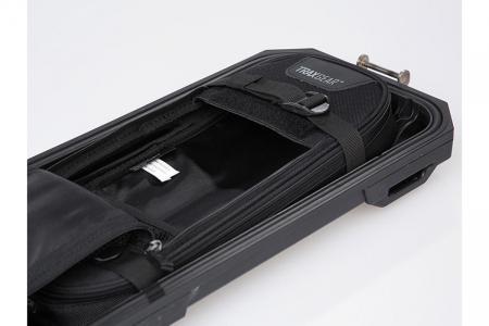 Gentuta interior neagru pentru Side case Trax Adventure M/L 5x19x40 cm2