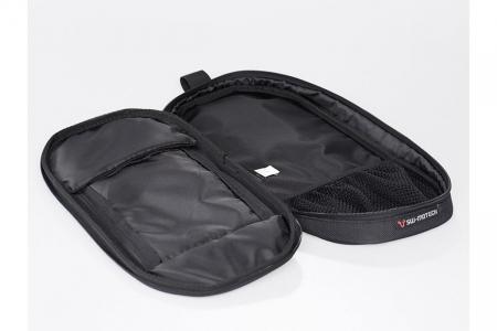 Gentuta interior neagru pentru Side case Trax Adventure M/L 5x19x40 cm4