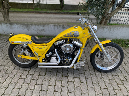 Harley-Davidson FXR - an 1992 [0]