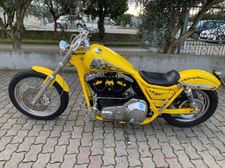 Harley-Davidson FXR - an 1992 [1]