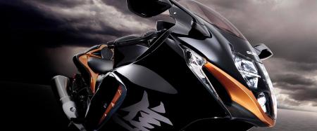 Suzuki Hayabusa [1]