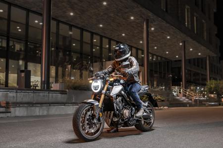 Honda CB 650 R [1]