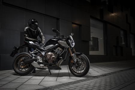 Honda CB 650 R [4]