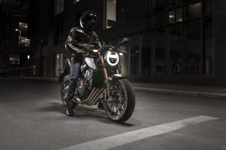 Honda CB 650 R [6]