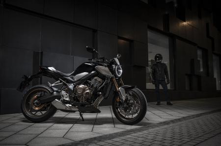 Honda CB 650 R [3]