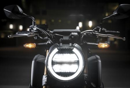 Honda CB 650 R [9]
