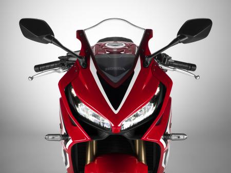 Honda CBR 650 R [1]