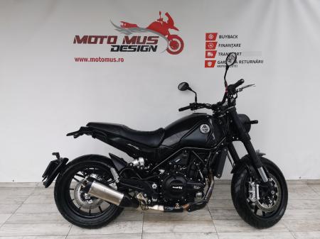 Motocicleta A2 Benelli Leoncino 500cc 47CP ABS - B963360