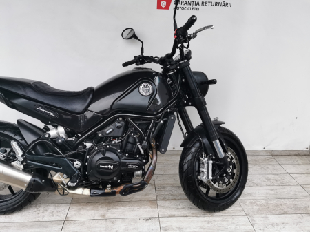 Motocicleta A2 Benelli Leoncino 500cc 47CP ABS - B963363