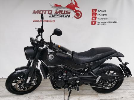 Motocicleta A2 Benelli Leoncino 500cc 47CP ABS - B963366
