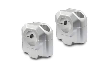 Inaltator ghidon 28 mm H=30 mm.Argintiu