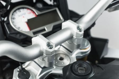 Inaltator ghidon Argintiu. h=20 mm. Argintiu MW S 1000 XR (15-).