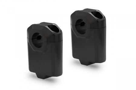 Inaltator ghidon D. 22 mm H=50 mm Negru