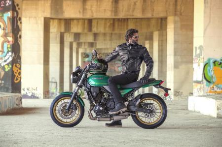 Kawasaki Z650 RS ABS GY1/GN1 2022 [6]
