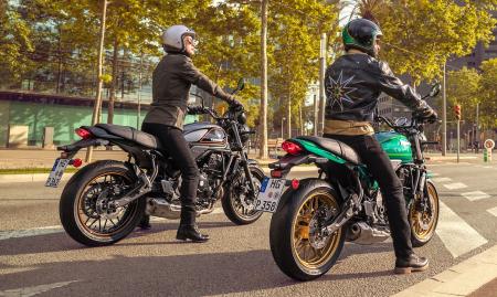 Kawasaki Z650 RS ABS GY1/GN1 2022 [1]