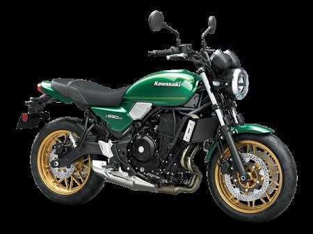 Kawasaki Z650 RS ABS GY1/GN1 2022