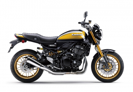 Kawasaki Z900 RS SE 2022 [1]