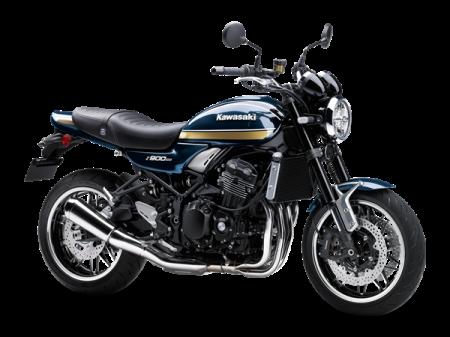 Kawasaki Z900 RS GN2/BU1 2022