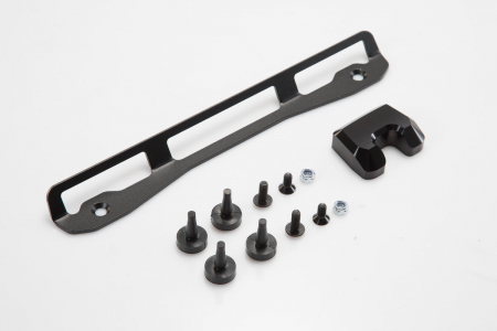 Kit adaptor pentru placa Top Case ADV Top-Rack negru pentru Shad 2. [0]