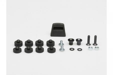 Kit adaptor pentru placa Top Case Steel-Rack pentru Givi Monokey [0]