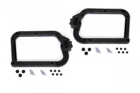 Kit adaptor pentru suport Side Case Evo Hepco & Becker plastic cases. In pairs. [0]