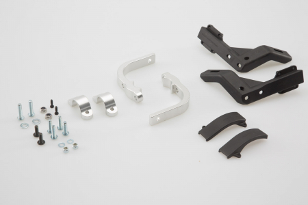 Kit protectie maini montare Negru Pentru 22 mm handlebars. 1-point attachment. HPR.00.220.15000/B [1]