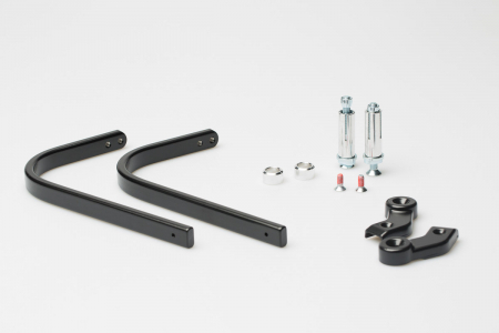 Kit protectie maini montare Negru Pentru hollow bars. 22mm (7/8 Inch) to 1 Inch. HPR.00.220.15200/B1