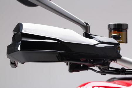 Kit protectie maini montare Negru Pentru hollow bars. 22mm (7/8 Inch) to 1 Inch. HPR.00.220.25200/B [1]