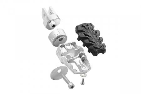 Kit scarite EVO pentru Yamaha XT660 Z (07-10) X (04-) R (04-09). [1]
