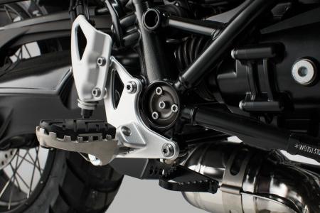 Kit scarite ION pentru BMW R nineT Scrambler (16-)..Argintiu [1]