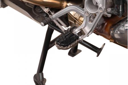 Kit scarite ION pentru BMW R1100GS (93-99) / R1200GS (04-12).Argintiu [2]