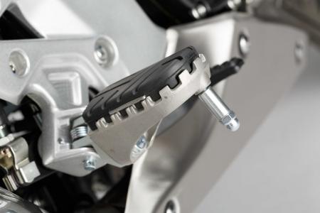 Kit scarite ION pentru Honda / BMW / Triumph. Argintiu [1]