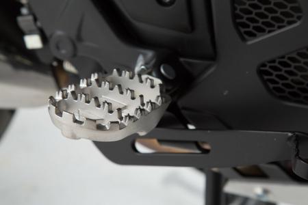 Kit scarite ION pentru Honda NC, Crossrunner, Crosstourer, Suzuki SV650.Argintiu [0]