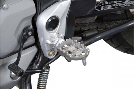 Kit scarite ION pentru Honda XL650V (02-06) / XL700V (07-).Argintiu3