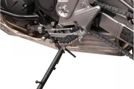 Kit scarite ION pentru Kawasaki Versys 650 / ZRX1200 / Z1000.Argintiu2